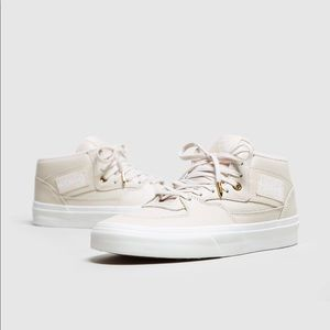 Vans all leather half cabs